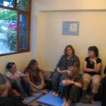 הערב הראשון שחנך את אינרסנס, הקליניקה, בשנת 2009